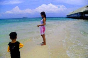cebu island hopping - hilutungan