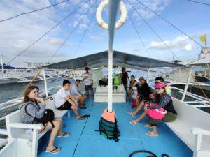 Cebu island hopping
